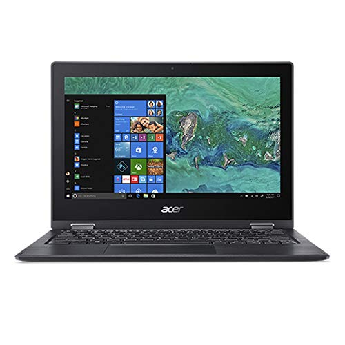 Acer Spin SP111-33-C6UV Celeron 11.6 inch IPS  eMMC Convertible Black