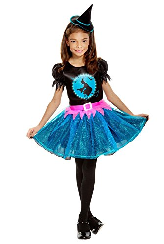 Light Up Witch Child Costume (Mini Moon Child Costume)