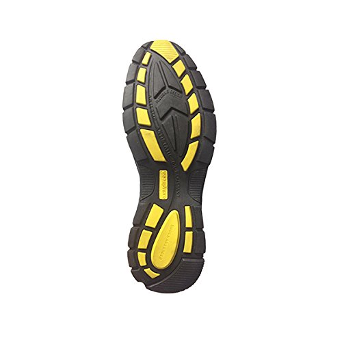Goodyear GYSHU304_ Grey _ 11/45S1P SRA Hro scarpe di sicurezza–grigio