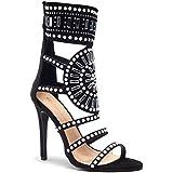 Herstyle Women's Fashion Crowd- Stiletto...