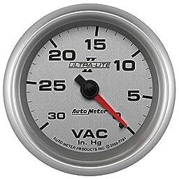 Auto Meter 7784 Ultra-Lite Pro II 2-5/8\