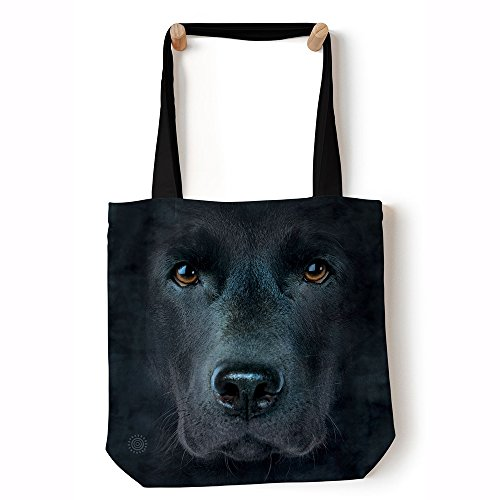 inches cms Pet Tote Face 16 Bag 41 Lab Black Black Dog x Mountain The 41 16 x gqa7Sq