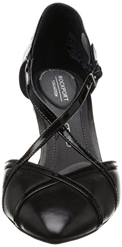 Black Femme 001 Escarpins Tm75mmpth Bout Rockport Noir Cross Fermé S61xFng