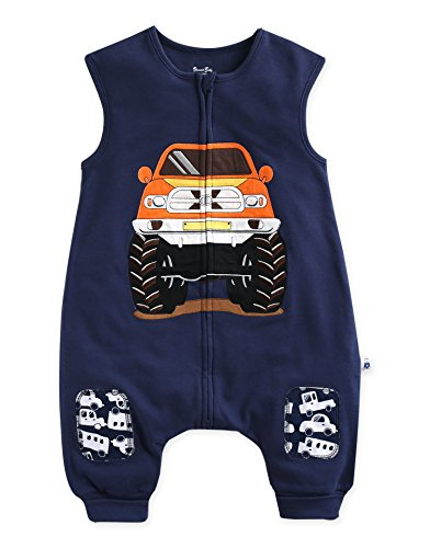 Vaenait Baby 1-7Y Kid Boys Wearable Blanket Sleeper Jeep Sleep S