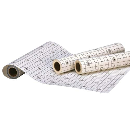 Film Roll Wide 24 (C-Line Heavyweight Cleer-Adheer Laminating Film Sheets, Clear, 24 x 600 Inches, Roll (65050))
