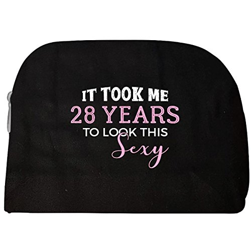 Humorous Sexy 28 Years Old Birthday Gift For Women - Cosmetic Case