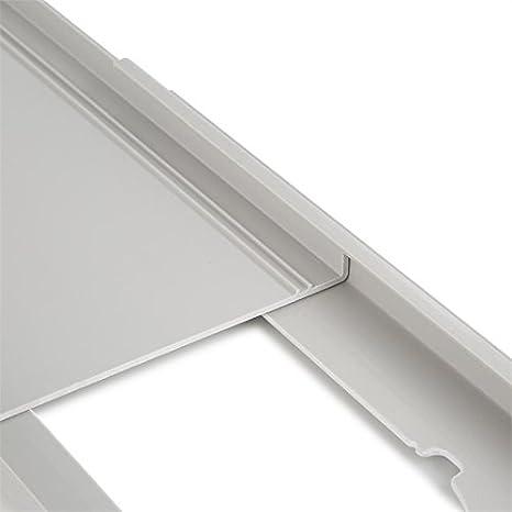 Klarstein Window Kit 2 Isolation Fenêtre Pour Climatiseur