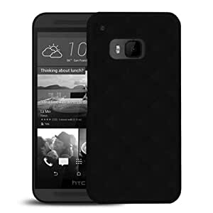 Gradient Squares Durable High Quality HTC ONE M9 Phone Case