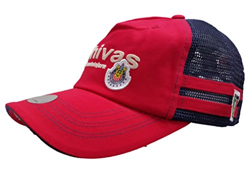 chivas-de-guadalajara-trucker-slouch-hat-cap-official-product-made-by-rhinox