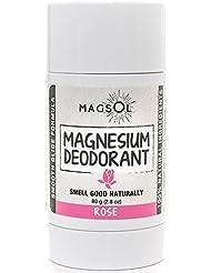 Natural Deodorant with Magnesium - Aluminum Free, Baking...