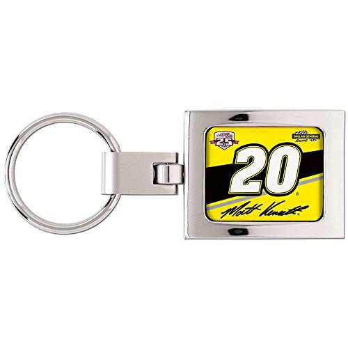 Matt Kenseth Keychain - NASCAR Matt Kenseth Domed Key Ring