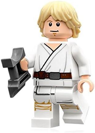 LEGO Star Wars Minifigure - Luke Skywalker (Tatooine, Stern/Smile Face) 75159