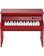 Korg TINYPIANO Piano 25 notes amplifié Rouge