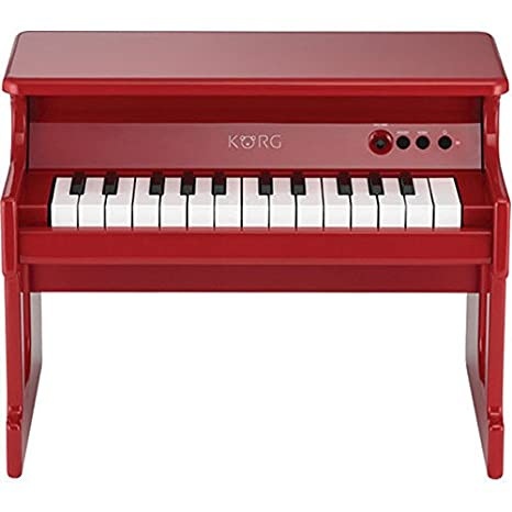 Korg TINYPIANO-RD Digital Toy Piano - Red KRTINYRD