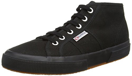 Superga 2754 Cotu Womens Shoes 8.5 B(M) US Women / 7 D(M) US Full Black