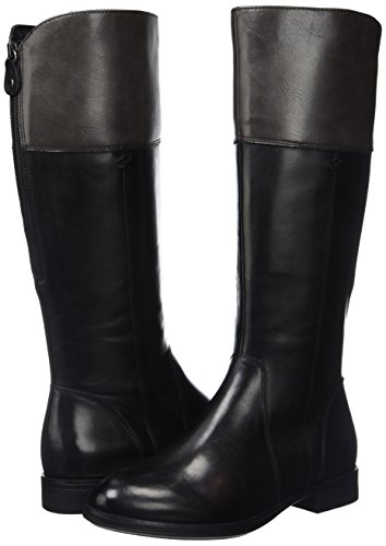 Tamaris graphite 25530 blk Boots Long Black 050 Women's 8wBFUraq8