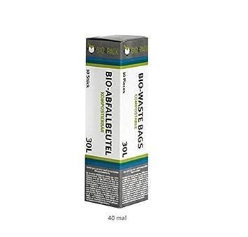 BIO4PACK 30 litros Bolsas de Basura de/Biomolecular üllb ...