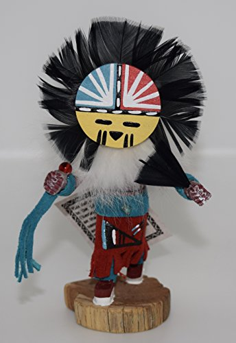 5 INCH Sunface Kachina for sale  Delivered anywhere in USA