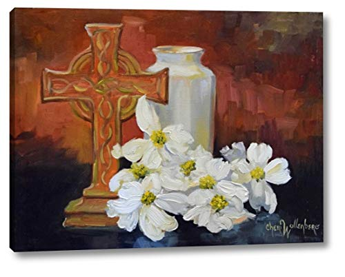 Cross and Dogwood by Cheri Wollenberg - 18