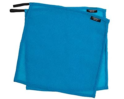 LUNATEC® Self-cleaning Travel Washcloth. Stays odor-free and dries in minutes. Perfect for camping, hiking, backpacking, RVing, fitness, boating and at home. Outstanding compliment to any travel towel or camp towel.