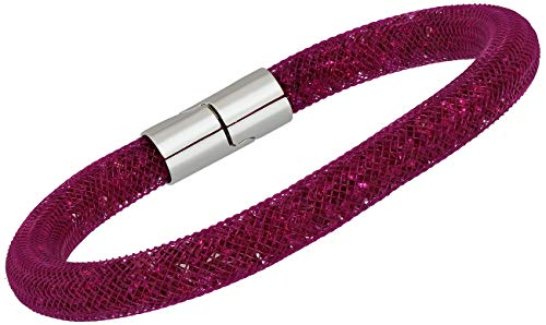 Swarovski Crystal Plated Stainless Steel Bracelet