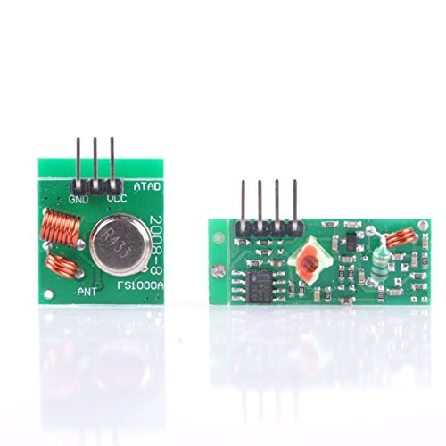 433Mhz RF Link Kit - Your UK source for Arduino DIY