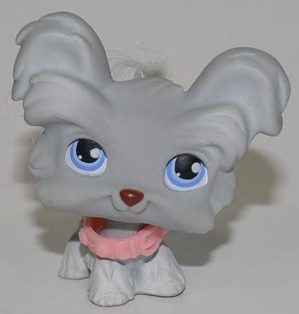 Amazoncom Shih Tzu 227 White Littlest Pet Shop Retired