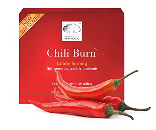 New Nordic Chili Burn - Pack of 60 Tablets