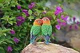 Hi-Line Gift Ltd. Parrots On Branch Statue Review