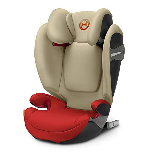 cybex solution s fix car seat group 2 3 autumn gold posh baby. Black Bedroom Furniture Sets. Home Design Ideas