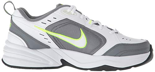 Nike Men's Air Monarch IV Cross Trainer, White-Cool Grey-Anthracite, 7 Regular US by Nike (Image #7)