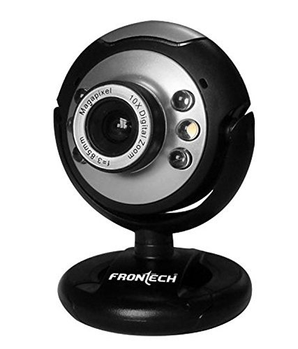 Amazon.in: Buy Frontech Webcam JIL-2244 25MP Web Camera Online at ...