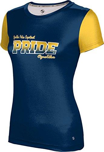 ProSphere Women's Opelika Police Department Crisscross Shirt (Apparel) - Opelika Shopping In Al