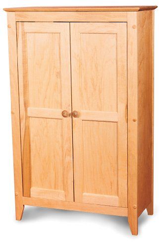 Catskill Craftsmen Pie Safe with Double Doors by Catskill Craftsmen