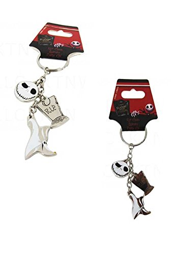 Nightmare Before Christmas 3-in-1 Keychain