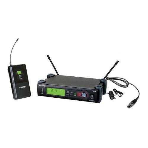 Shure SLX14/85 Lavalier Wireless System, H5