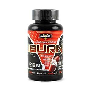 iBurn – Premium Multistage Thermogenic FAT BURNER – Appetite & Fat Metabolization Control – Clean Energy & Focus – Featuring Green Tea Leaf Extract, Garcinia Cambogia & Raspberry Ketones, 60 Tablets