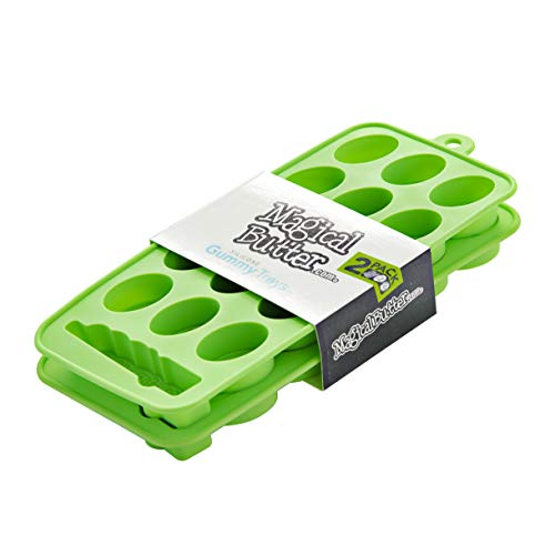 Magical Butter Eat To Treat Gummy Trays