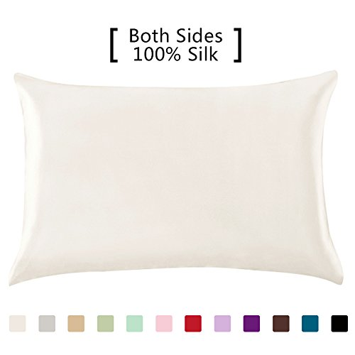 Amazon Com Yanibest Silk Pillowcase For Hair And Skin 19