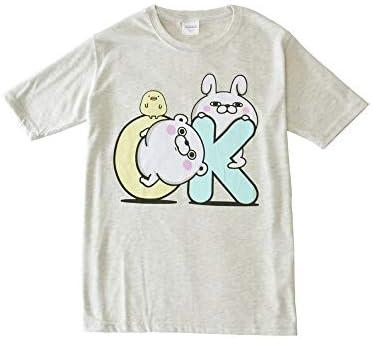 ヨッシースタンプ YOSISTAMP うさぎ くま ひよこ ねこさま 半袖 Tシャツ メンズ / A5R
