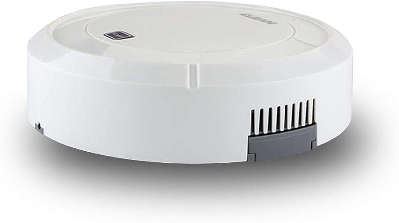 Lucky-all star Aspiradora Robot, Aspirador automático Recargable para Uso doméstico para la Limpieza de la moqueta: Amazon.es: Hogar