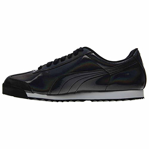 Sneakers Puma Mens Roma Ao Iridescent Fashion Nero