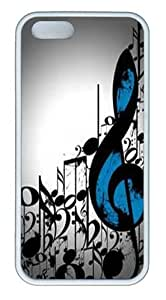 afsdfds Custom iPhone 5s/5 Case Cover TPU White Christmas gift