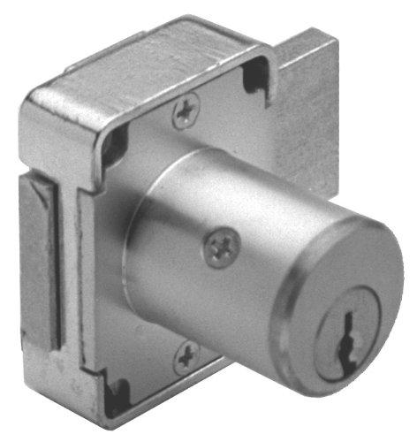 Olympus Lock 100DR Deadbolt Cabinet Door Lock - Cabinet Deadbolt