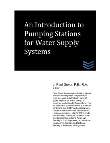 (An Introduction to Pumping Stations for Water Supply Systems)