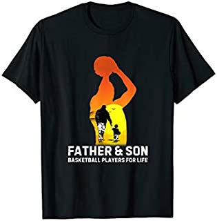 ⭐️⭐️⭐️ Father Son Basketball Players For Life Father'S Day s Need Funny Tee Shirt Need Funny Short/Long Sleeve Shirt/Hoodie