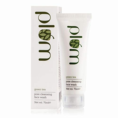 Plum Green Tea Pore Cleansing Face Wash; 75 milliliter ;  for oily skin; vegan; natural