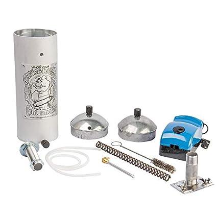 Amazon.com: Smoke Daddy Big Kahuna - Generador de humo frío ...
