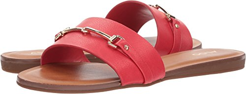 ALDO Women's Gwulle Red 7 B (Aldo Leather)