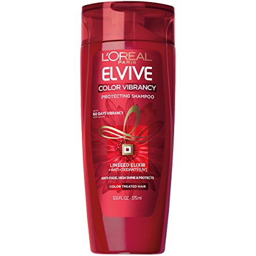 L'Oréal Paris Elvive Color Vibrancy Protecting Shampoo, 12.6 fl. oz. (Packaging May Vary)